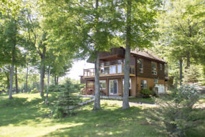 KAWARTHA WATERFRONT COTTAGE AVAILABLE THIS AUGUST!