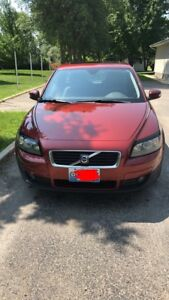 Volvo C30 2.4i + Winter tires and rims