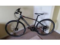 Boardman MX Comp Hybrid Mountain Bike - £600 Bike, Size M
