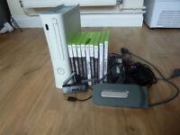 XBOX 360 + a few good games