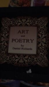 Art and Poetry by Daniel Richards