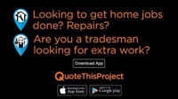 Get any home repair, home maintenance, or renovation done!