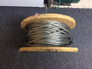 Stainless Ssteel Cable for mast shrouds