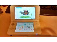 Nintendo 3DS XL + 50 games