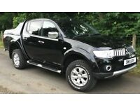 Mitsubishi L200 2.5 DI-D Trojan Double Cab Pickup 4WD 4x4*NO VAT*WEEKEND SPECIAL OFFER SAVE £££'s