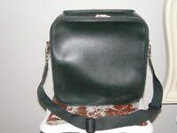 Authentic Louis Vuitton Lap Top Bag in Salt Green. Mint Condition
