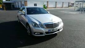 Mercedes E class E250 Avantgarde not 520d A6 E220 possible PX