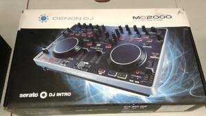 Mixer Denon DJ
