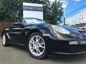2006 Porsche Boxster 2.7 (GOOD HISTORY,WARRANTY)