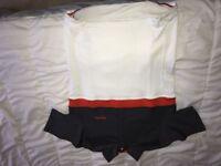 Cycling jerseys and shorts