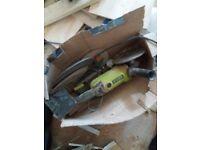 Angle grinder 240 volt