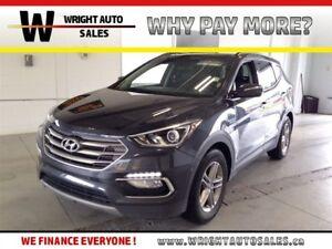 2017 Hyundai Santa Fe Sport SPORT|LEATHER|SUNROOF|AWD|42,653 KMS