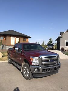 2016 Ford F-350 Lariat four door