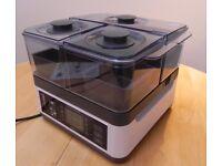 Morphy Richards Intellisteam Food Steamer 48781
