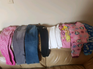Girls size 3/4 clothes