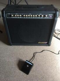 Carlsbro GLX100 Guitar Amp.