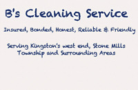 B's Cleaning Service