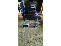Days Lite Transport Wheelchair