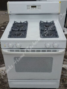 GE Gas Stove, Like New, 12 month warranty