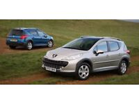 2008 Peugeot 207 SW Outdoor 1.6i - Full Service History - Only 70,000 miles - 12 Months MOT
