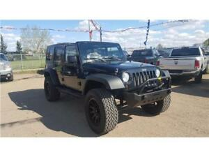 2011 Jeep Wrangler Tricked Out Off Road Legend 4X4