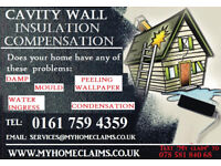 Claim compensation for property damage
