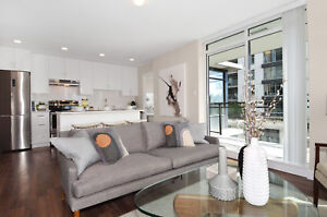 2BD Penthouse, Sky-High Views in the Bridgewater Rental Tower on