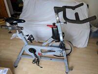 Schwinn professional gym grade spin cycle