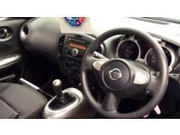 2013 Nissan Juke 1.6 (94) Visia 5dr Manual Petrol Hatchback