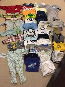 Boys 3-6 Month (30) Onesies (7) Sleeper (4) Outfits