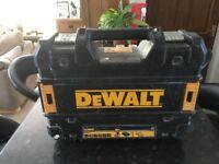 Dewalt XR 18V brushless drill £100.00