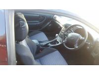1997 Silver Toyota Celica ST 1.8l