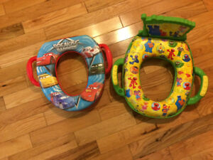 2 Potty Training Seats