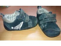 Toddler/Baby Clarks Cruising Shoes (Boys) 4F