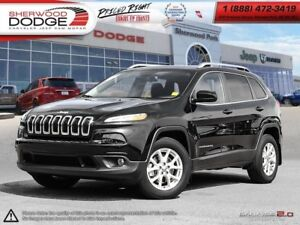 2016 Jeep Cherokee NORTH|GOLD+POWERTRAIN EXT WARR|PWR LIFTGATE|S