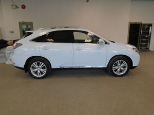 2010 LEXUS RX450h TOURING! PEARL WHITE ON BLACK! ONLY $20,900!!!