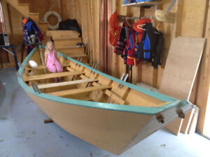 Beautiful Authentic 17' Lunenburg Dory