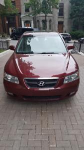 2008 Hyundai Sonata GL Sedan - PRIX RÉDUIT!