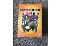 The Big Bang Theory Seasons 1-5!!!