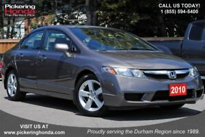 2010 Honda Civic DX SUNROOF POWER PACKAGE