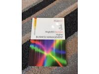 Business Management revision notes