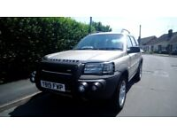 freelander spars or repair