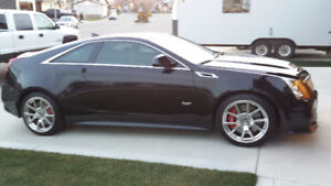 2013 Cadillac CTS CTS-V Coupe (2 door)