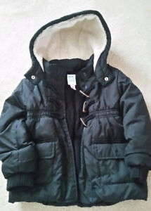 Girls Old Navy Winter Coat - Size 4T