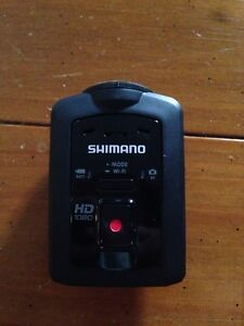 SHIMANO Sport cm-1000 Action Camera with mount