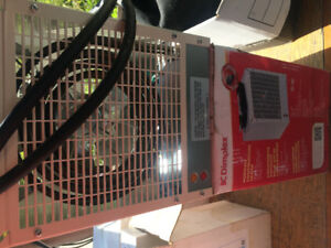 Brand new portable construction heaters