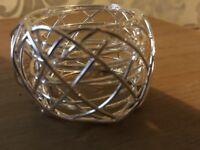 Newbridge silver Napkin rings