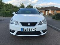 2014 Seat Ibiza FR 1.2 TSi Manual Petrol 3dr White Only 22K Miles