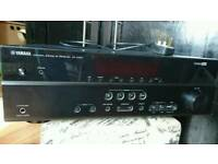Yamaha rx -v373 5.1 channel