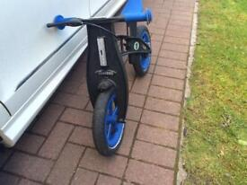 FirstBIKE Limited Edition Blue Balance Bike